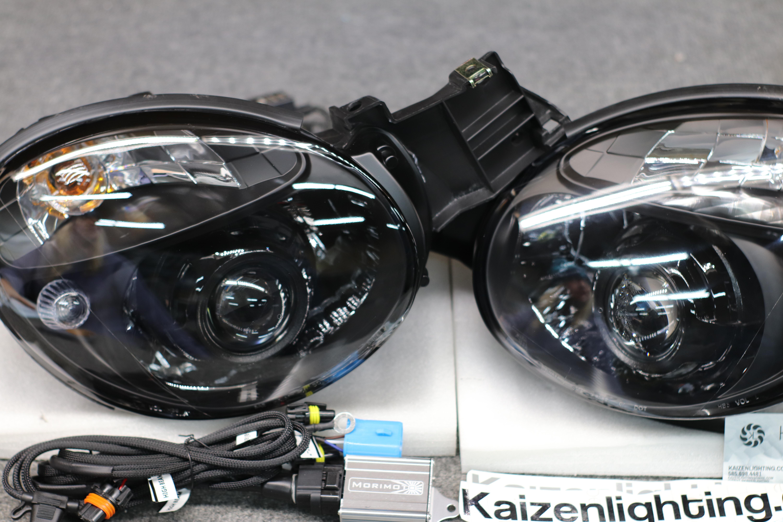 2002 Subaru Forester Headlight Assembly