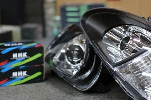 93-08 Honda Civic/Accord/Other Retrofit Headlights