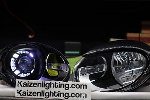 2012-2017 Volkswagen Beetle Headlights